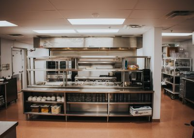 Southernaire Restaurant Kitchen