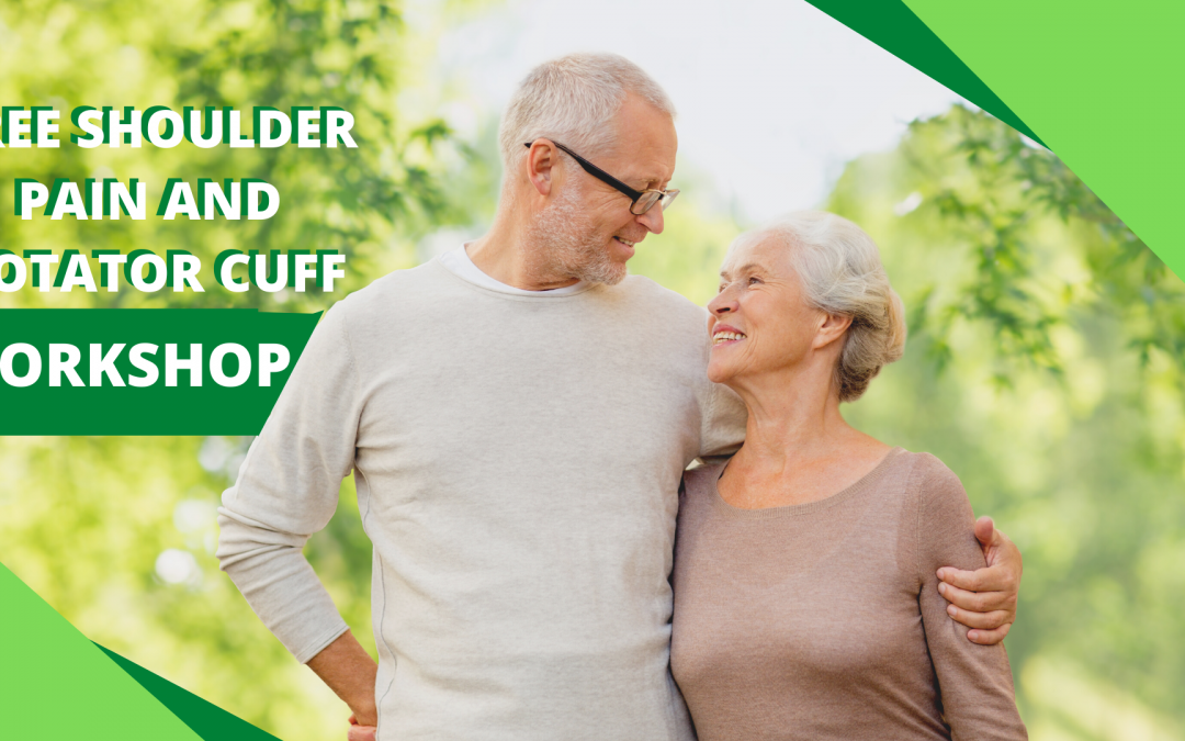 For Shoulder Pain Sufferers: Learn the cause of shoulder pain in seniors
